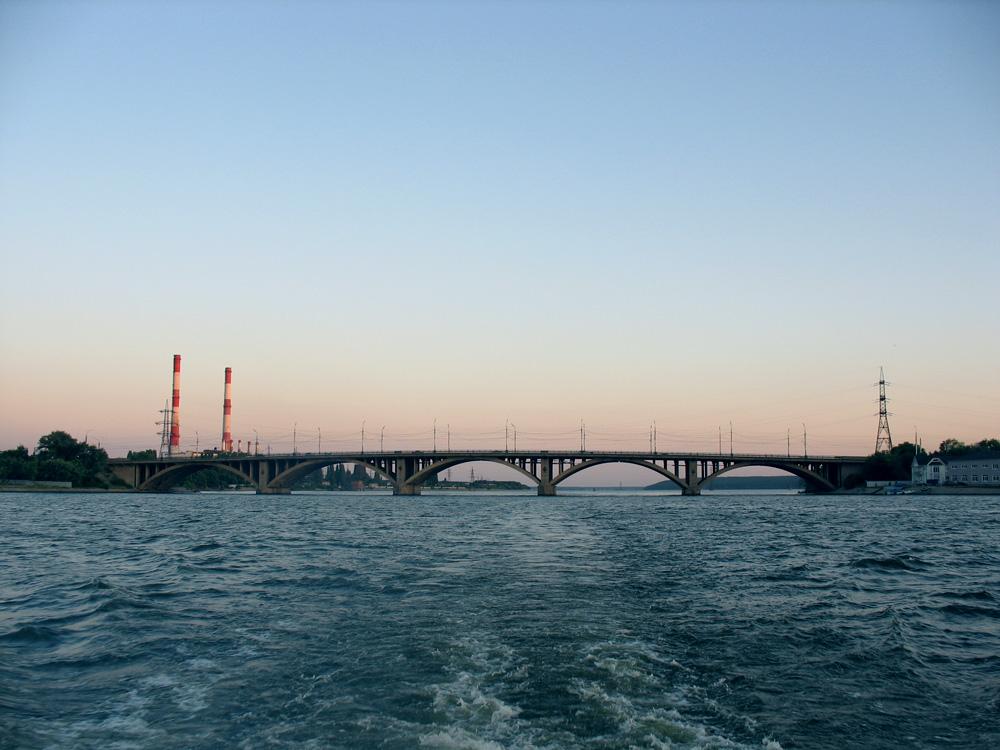 фото воронеж чернавский мост